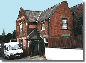 Station House - home of Wokingham Mental Health Association